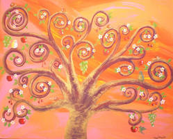 Tree of  Life by theFraffra