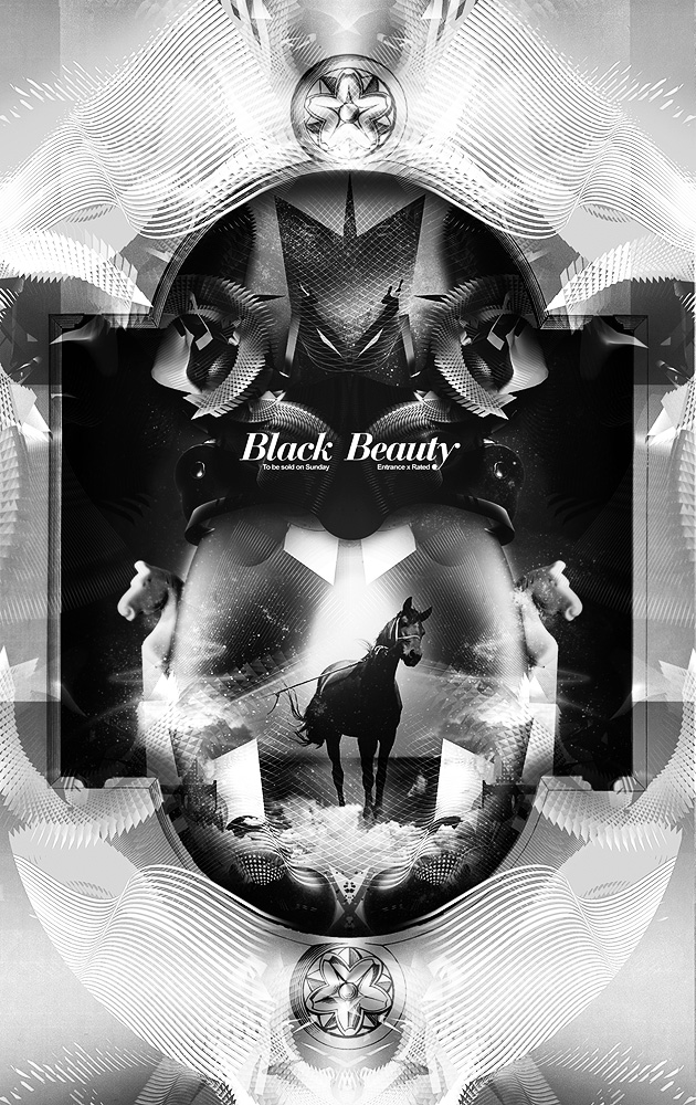 They never sold Black Beauty by dopaminart