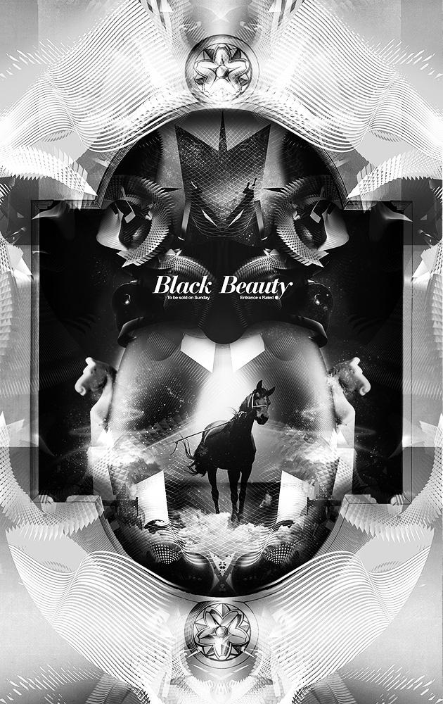 They never sold Black Beauty by dopaminart