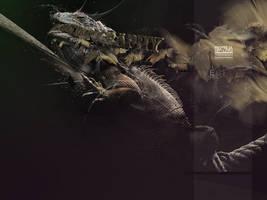Reptilia by dopaminart