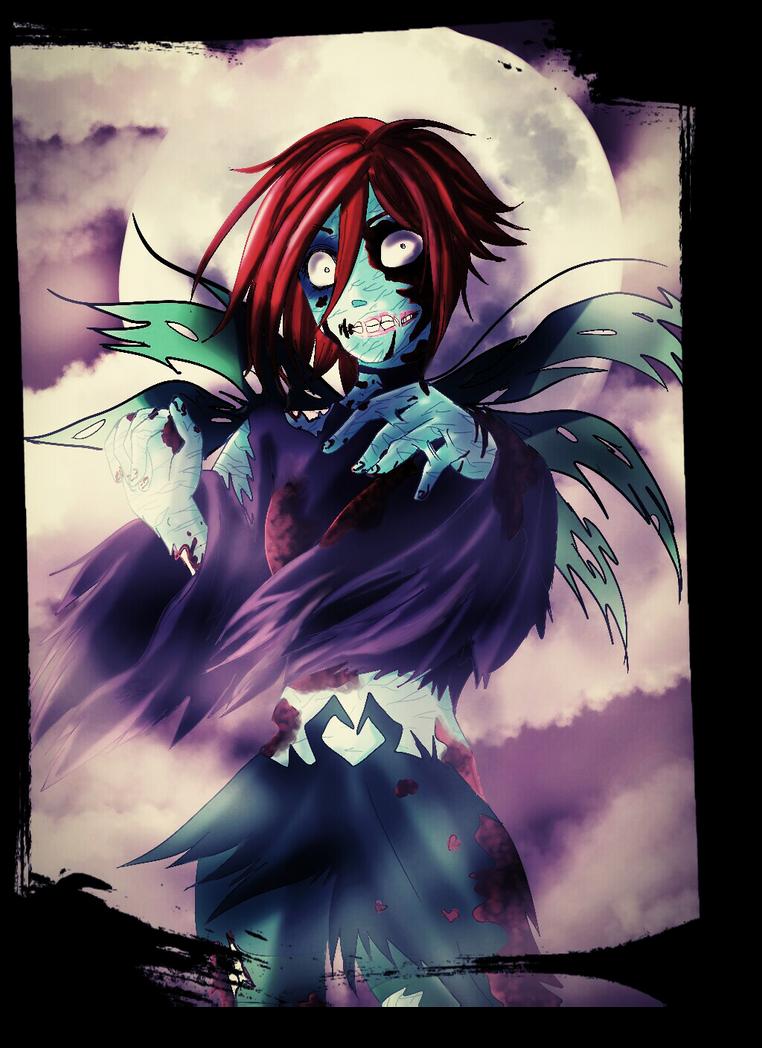 Contest entry : Hypnos zombie Will vandom by Emocorita