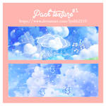 [Lynhh2510] Pack texture #1 - Blue Sky by lynhh2510