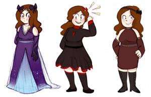 Mimi dress designs