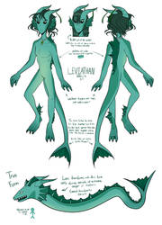 Leviathan (Ref) by Shake666Productions