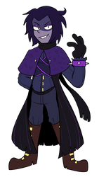 Steampunk Shadowy Venomous