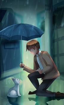 not everyone likes the rain