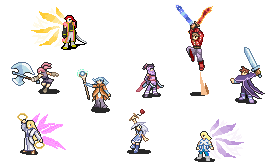 FE-style ToS Sprites - Update by CruxianAzelf