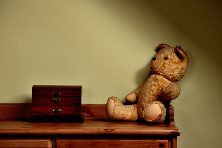 teddy bear II by torobala