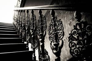 old stair by torobala