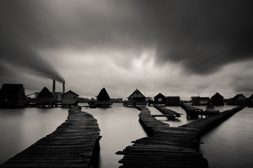 life on the lake IV by torobala