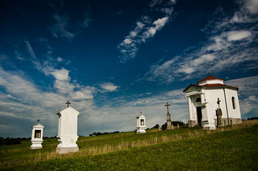 chapel on the hill V