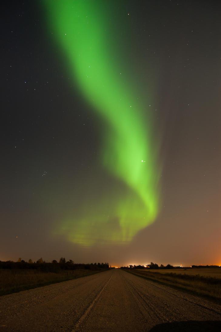 my first northern light I by torobala