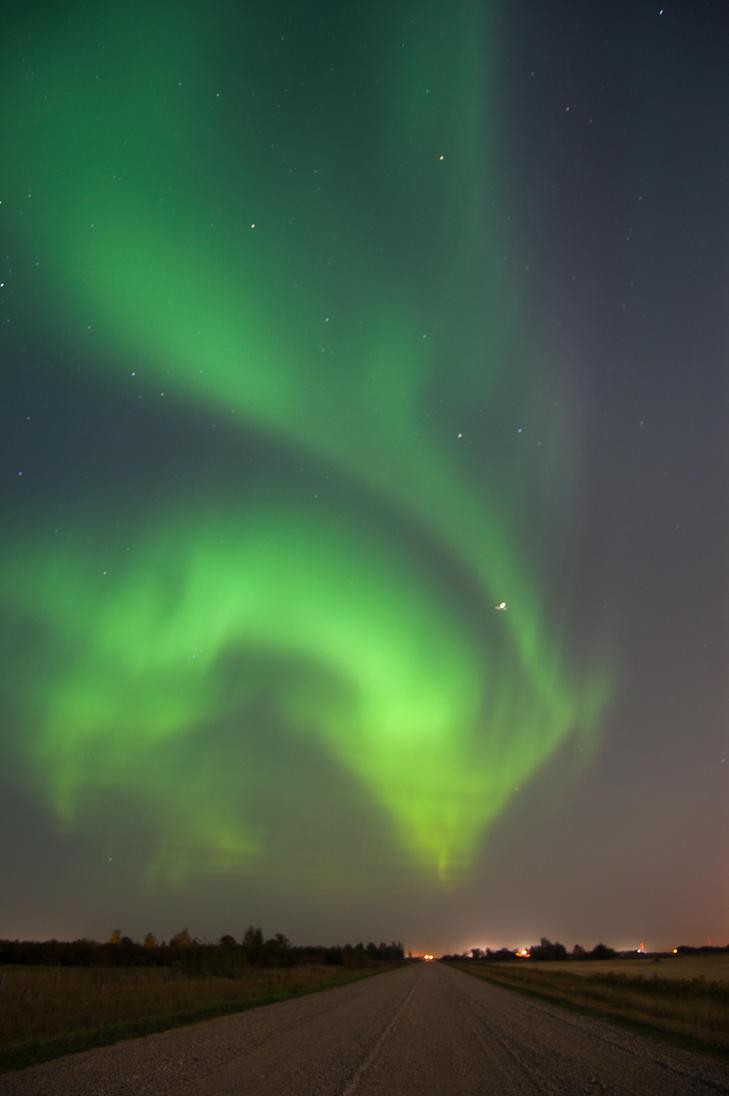 my first northern lights II by torobala