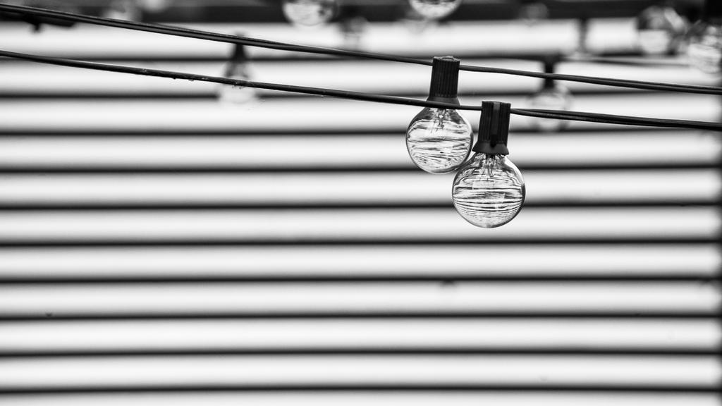 hanging lights II by torobala