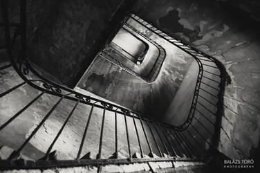 Stairs To The Top II