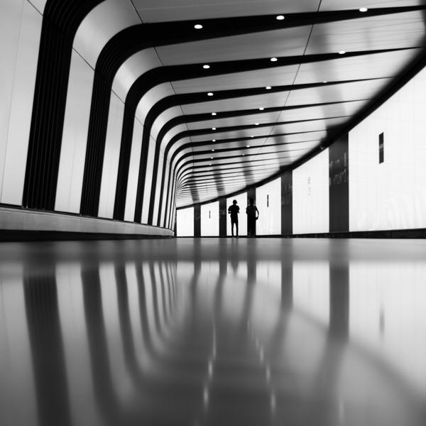 Square Tunnel by torobala