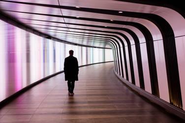 Light Tunnel by torobala