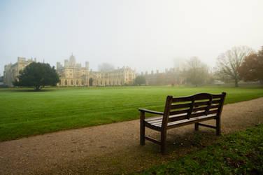 Foggy Morning In Cambridge III by torobala