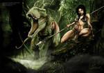 Hunting by AEVU