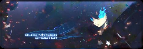 Black Rock Shooter Sig by Ribbon-Ace