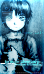 Lain Avatar by Ribbon-Ace