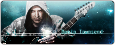 Devin Townsend by Ribbon-Ace