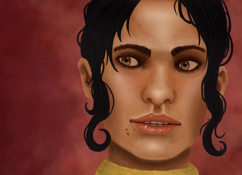 Josephine Montilyet by Gamingal