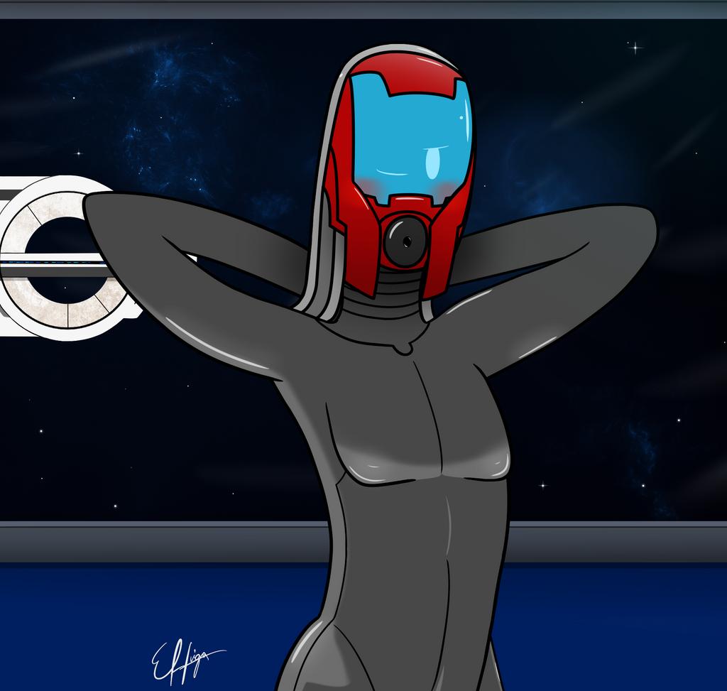 Kal Reegar without armor suit by Schnuron on DeviantArt  Kal Reegar with...