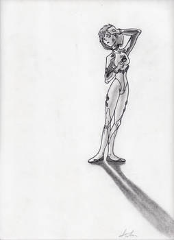 The Loneliness of Rei Ayanami