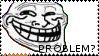 Troll Guy Stamp by Dendera23