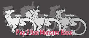 .:Occultic Monster Base [P2U]:.