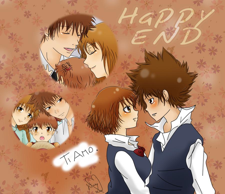 Ti amo: Happy End by Lushia