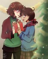 Merry Christmas (Charisk 2018) by Lushia