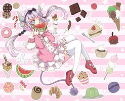 Sweets Addicted by Lushia