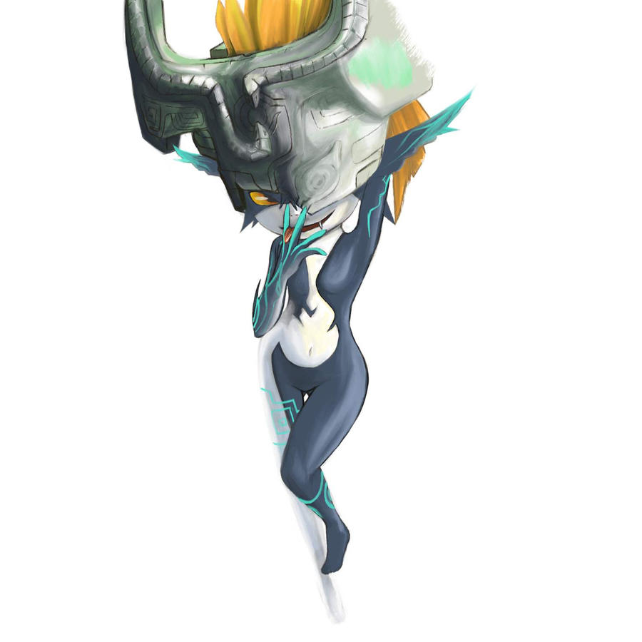 Midna WIP F.A by Q-V-9