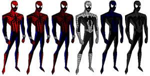 Symbiote Spideys