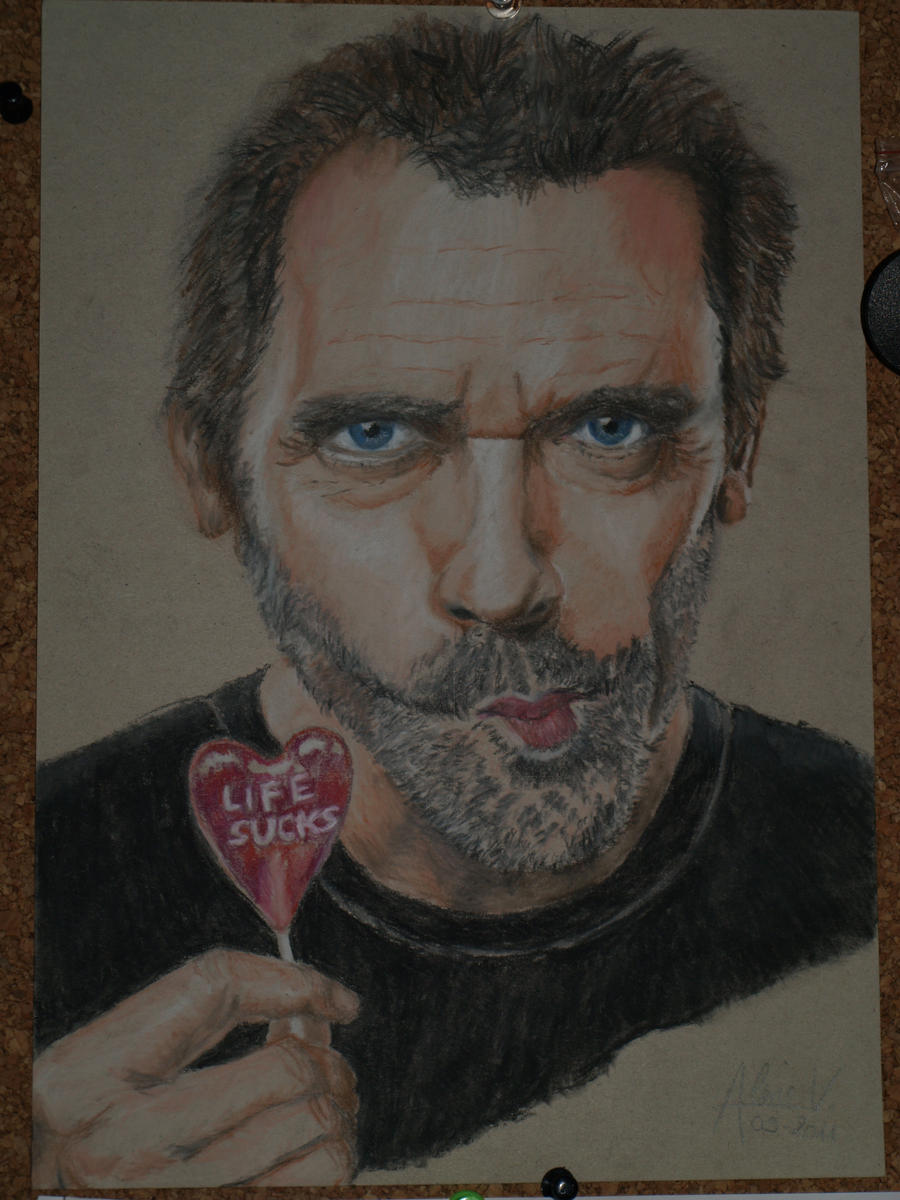 House M.D. by Aline96