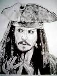 Jack Sparrow by Aline96