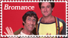 Mork and Exidor stamp by Lurkerbunny