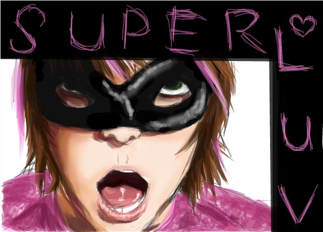 Superluv Shane Dawson by XxFyrnxX