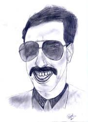 Borat by Colorwolf