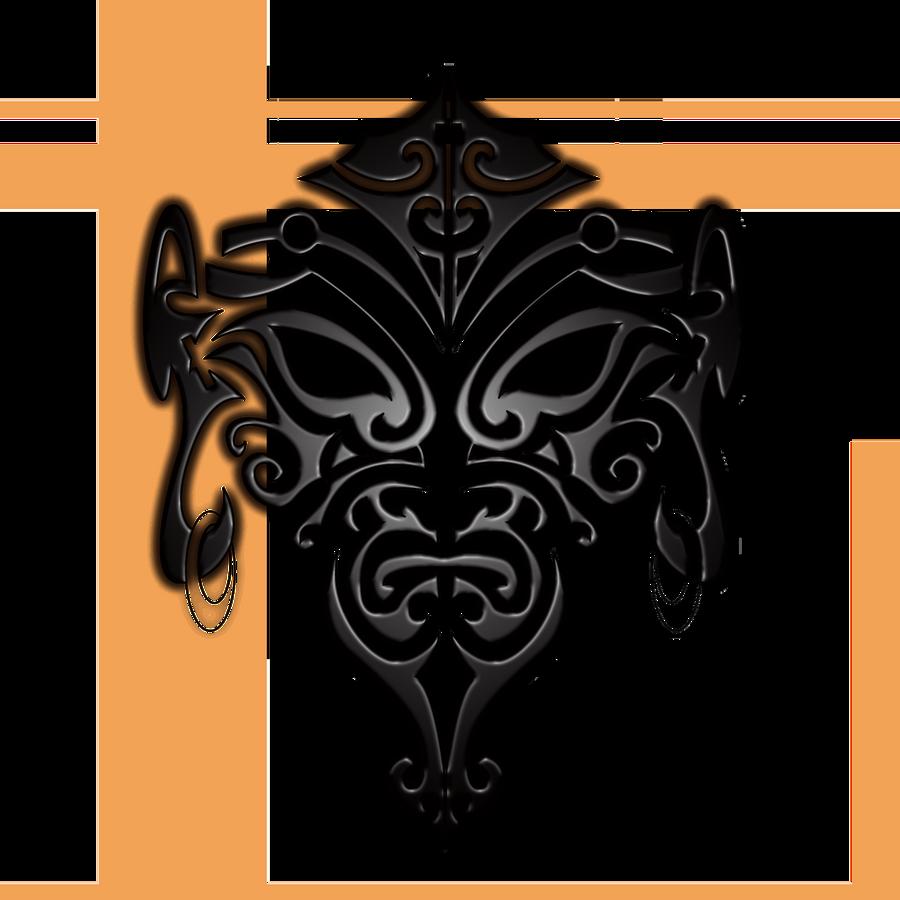 Maori Tattoo Design Wallpaper Wp300369: Maori Face Tattoo By B-Rox-U On DeviantArt