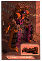 Seeking Huffermax by Novastorm73