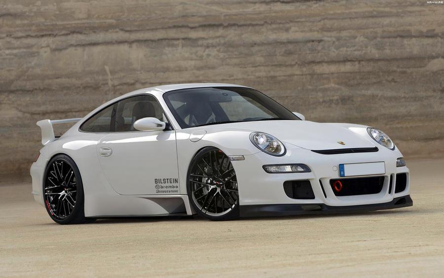 Porsche 911 GT3 '07 by HAYW1R3 on DeviantArt on