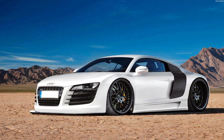 Audi R8 '07 by HAYW1R3 on DeviantArt on