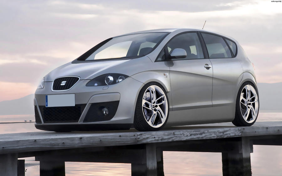 2010 Seat Altea Fr Prototype Car Pictures