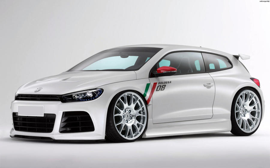 VW Scirocco R 08 Wallpaper > Car Scirocco Wallpapers > Car Wallpapers