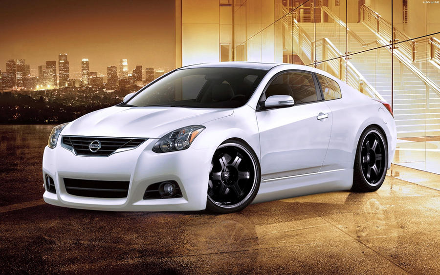 Nissan Altima Coupe 2010 by HAYW1R3 on DeviantArt