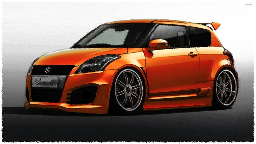 Suzuki Swift 2011 Wallpaper 2 Auto Wallpapers