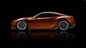 Scion FR-S Concept 2011 by HAYW1R3